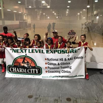 4th Grade Charm City Champions