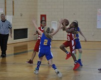 Trinity Munford 2017 Anne Arundel County Spring League
