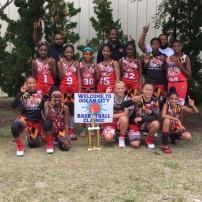 6th Grade Girls Ocean City Classic Champions